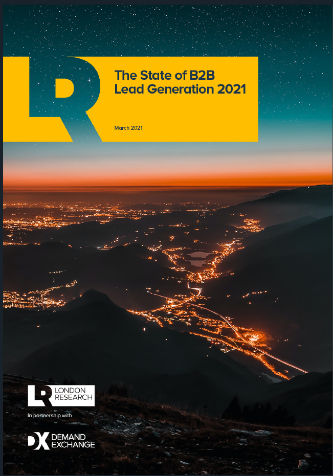 The state of Lead Generation 2021